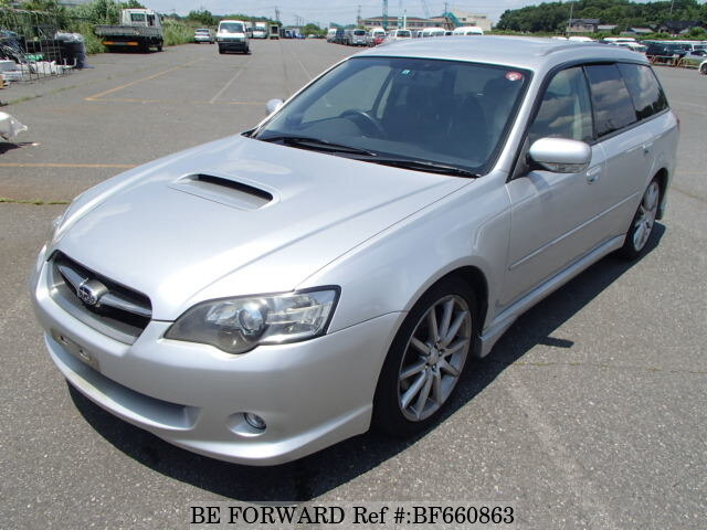 used 2004 subaru legacy touring wagon gt b ta bp5 for sale bf660863 be forward. Black Bedroom Furniture Sets. Home Design Ideas