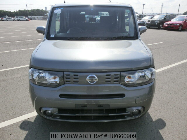 2012 nissan cube 15x dba z12 d 39 occasion bf660909 be forward. Black Bedroom Furniture Sets. Home Design Ideas