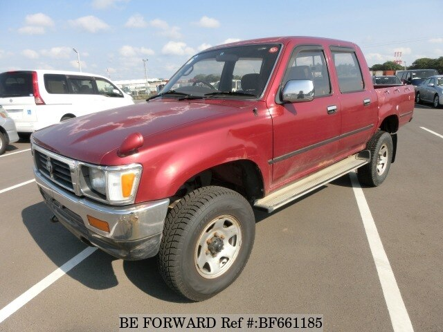 Used 1996 TOYOTA HILUX BF661185 for Sale