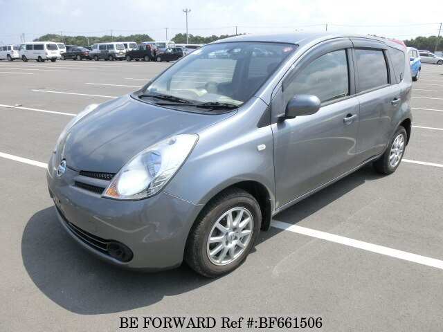 Used 2006 Nissan Note 15s Four V Packagedba Ne11 For Sale Bf661506
