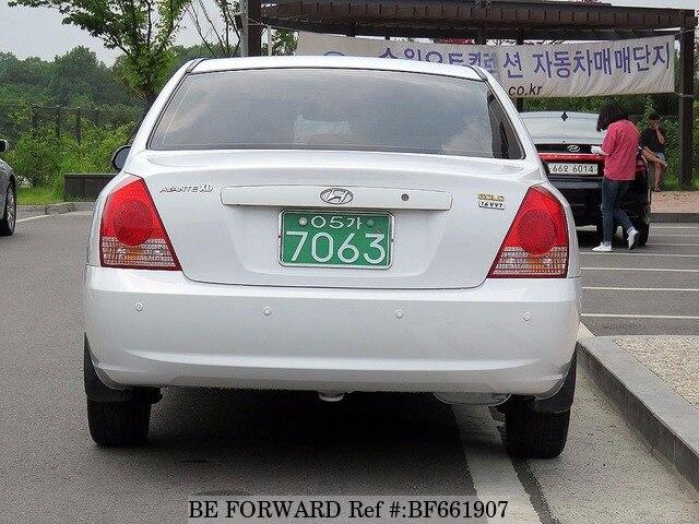 Used 2006 Hyundai Avante Elantra Gold For Sale Bf661907