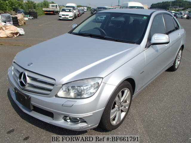 Used 2009 MERCEDES-BENZ C-CLASS BF661791 for Sale