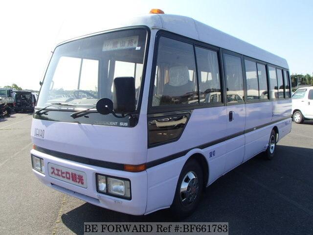 Used 1992 MITSUBISHI ROSA/U-BE459F for Sale BF661783 - BE