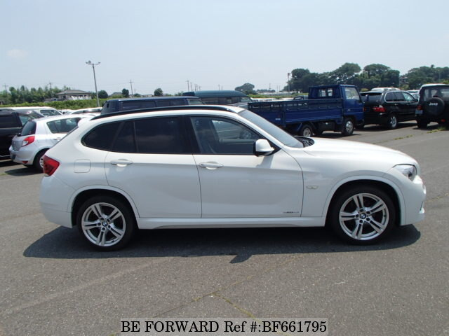 2011 bmw x1 sdrive 18i m sports aba vl18 d 39 occasion en promotion bf661795 be forward. Black Bedroom Furniture Sets. Home Design Ideas