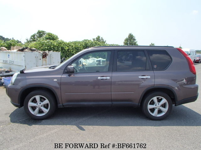 Used 2010 Nissan X Trail 20gt Lda Dnt31 For Sale Bf661762