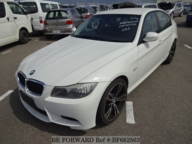Used 2010 Bmw 3 Series 320i Aba Va20 For Sale Bf662563 Be Forward