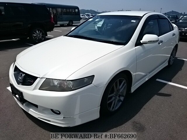 Used 2003 Honda Accord Euro Rla Cl7 For Sale Bf662690 Be Forward