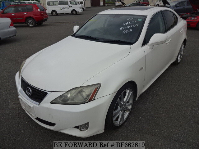 Used 2005 LEXUS IS BF662619 for Sale