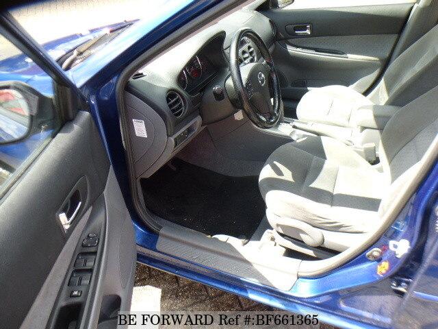 Used 2003 Mazda Mazda6 For Sale Bf661365 Be Forward