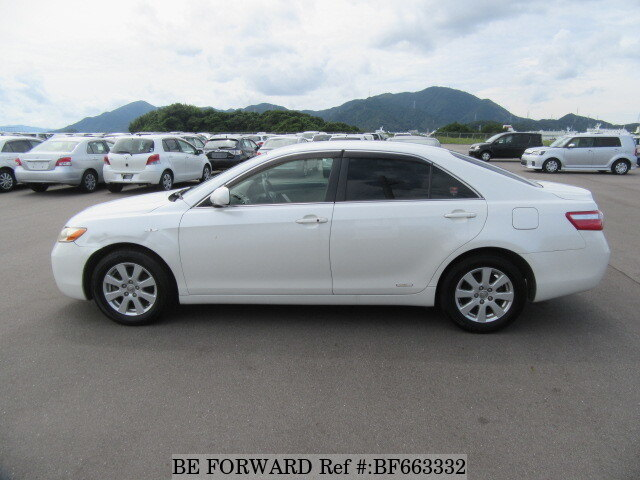 used 2008 toyota camry g limited edition dba acv40 for sale bf663332 be forward. Black Bedroom Furniture Sets. Home Design Ideas