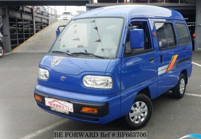 Used 2008 DAEWOO DAMAS for Sale BF663706 - BE FORWARD