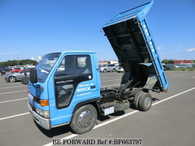 Used 1992 ISUZU ELF TRUCK BF663797 for Sale