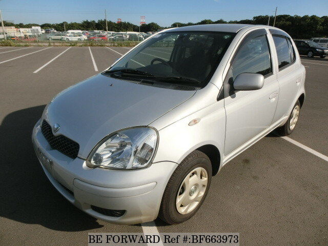 Used 2004 TOYOTA VITZ BF663973 for Sale