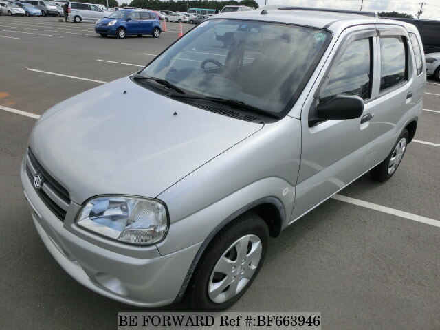 Used 2006 SUZUKI SWIFT BF663946 for Sale
