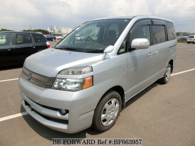 Used 2006 toyota voxydba azr65g for sale bf663957 be forward used 2006 toyota voxy bf663957 for sale fandeluxe Image collections