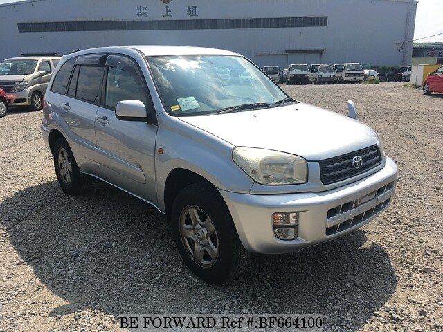 2001 toyota rav4 x g package ta aca21w d 39 occasion en promotion bf664100 be forward. Black Bedroom Furniture Sets. Home Design Ideas
