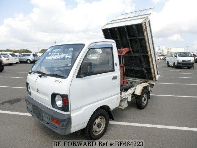used 1991 mitsubishi minicab truck dump v u42t for sale bf664223 rh beforward jp Mitsubishi 3G83 Engine Mitsubishi U42T Mini Truck