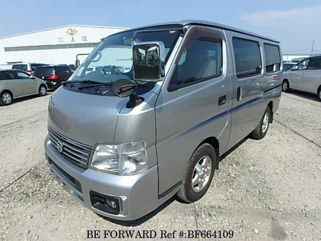 Used 2003 NISSAN CARAVAN VAN BF664109 for Sale