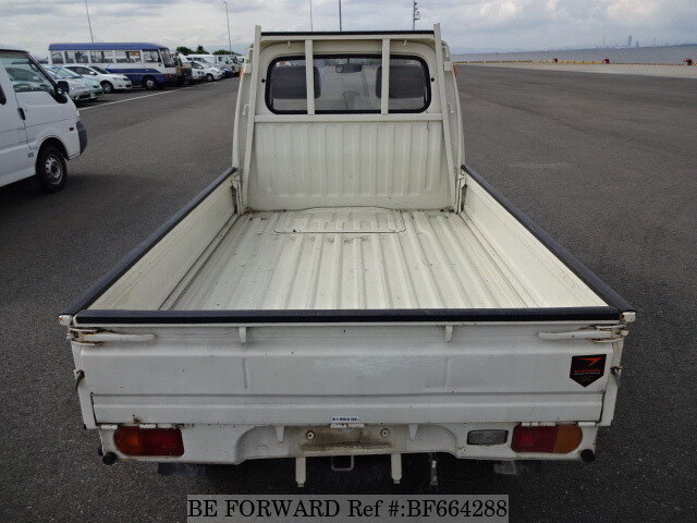 Used 1989 Mitsubishi Minicab Truck M U15t For Sale
