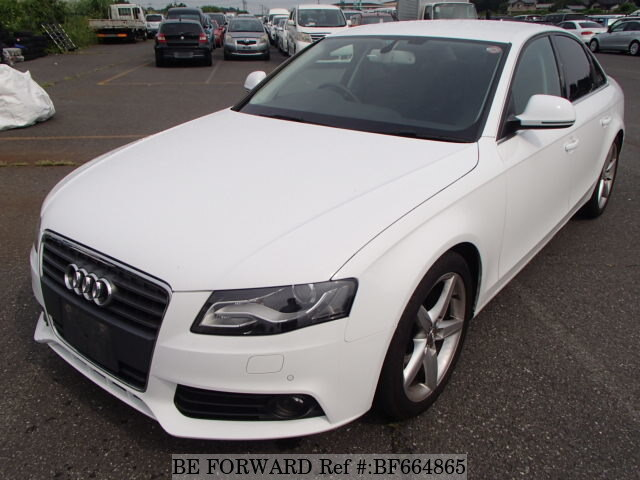 Used 2008 Audi A4 1 8 Tfsi Aba 8kcdh For Sale Bf664865 Be