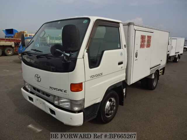 Used 2001 TOYOTA TOYOACE BF665267 for Sale