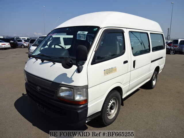 Used 1999 TOYOTA HIACE VAN BF665255 for Sale