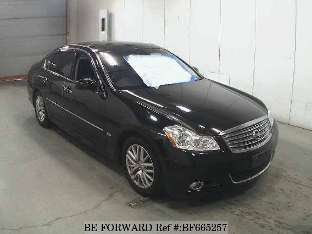 Used 2008 NISSAN FUGA BF665257 for Sale