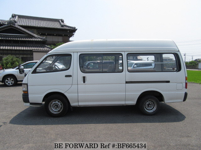 1992 toyota hiace van long dx t rzh112k d 39 occasion en promotion bf665434 be forward. Black Bedroom Furniture Sets. Home Design Ideas