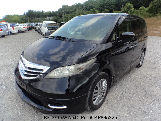Used 2004 HONDA ELYSION BF665825 For Sale Image