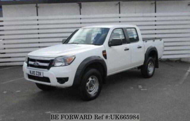 used 2010 ford ranger 2 5 xl double cab for sale uk665984 be forward. Black Bedroom Furniture Sets. Home Design Ideas