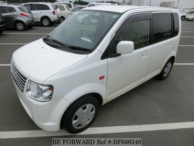 Used 2012 MITSUBISHI EK WAGON BF666348 for Sale