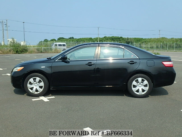 used 2008 toyota camry g dba acv40 for sale bf666334 be forward. Black Bedroom Furniture Sets. Home Design Ideas