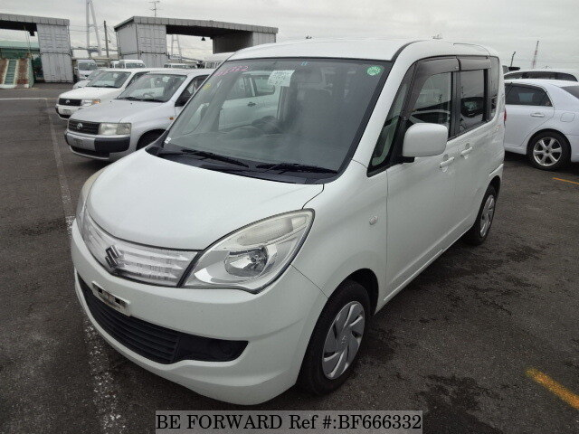 Used 2011 SUZUKI SOLIO BF666332 for Sale