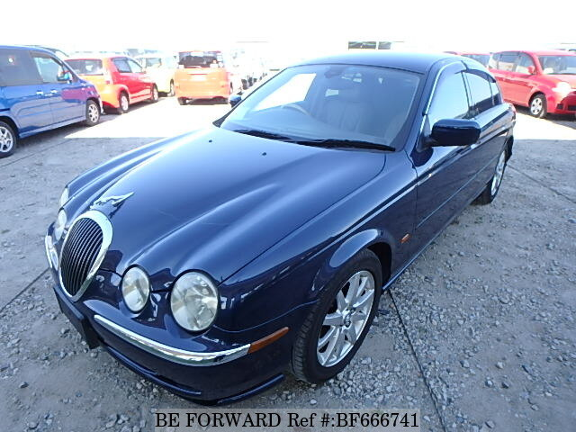 used 2001 jaguar s-type/gf-j01ga for sale bf666741 - be forward