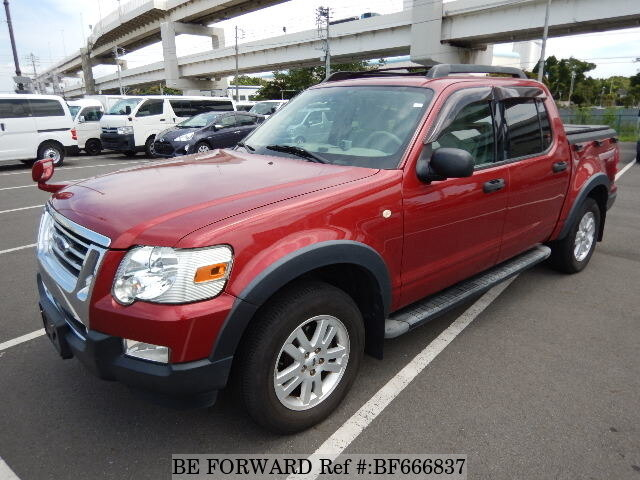 Used 2007 FORD EXPLORER SPORT TRAC XLTABF1FMKU51 for Sale