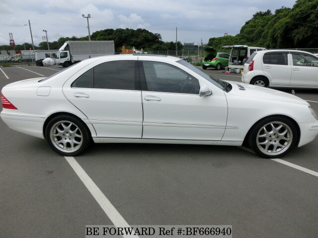 Used 2002 mercedes benz s class s500 gh 220075 for sale for Mercedes benz 2002 s500 for sale