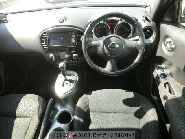 2014 Nissan Juke Tire Size >> Used 2014 NISSAN JUKE 16GT TYPE V/CBA-F15 for Sale BF667084 - BE FORWARD