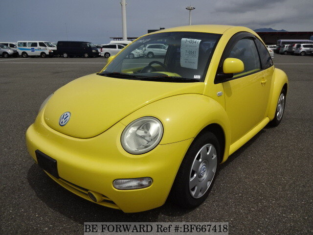 used 2002 volkswagen new beetle gf 9caqy for sale bf667418 be forward. Black Bedroom Furniture Sets. Home Design Ideas