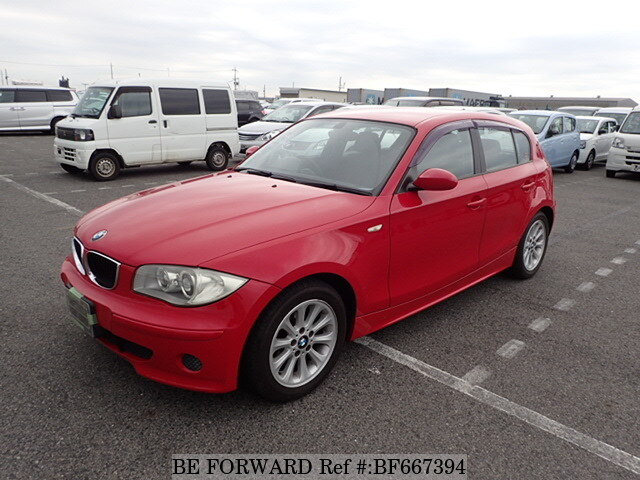 Worksheet. Used 2006 BMW 1 SERIES 116IGHUF16 for Sale BF667394  BE FORWARD