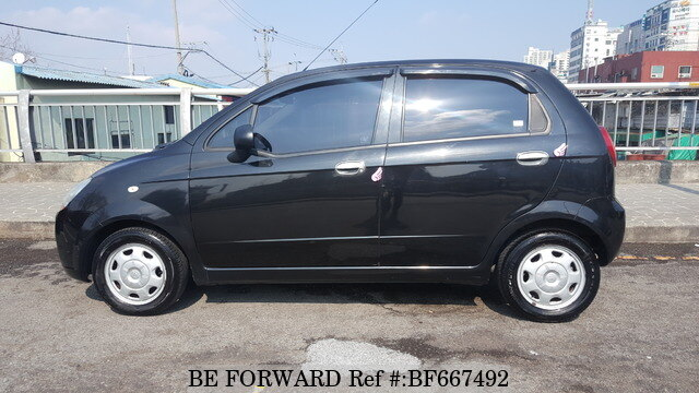 used 2008 daewoo matiz for sale bf667492 be forward. Black Bedroom Furniture Sets. Home Design Ideas