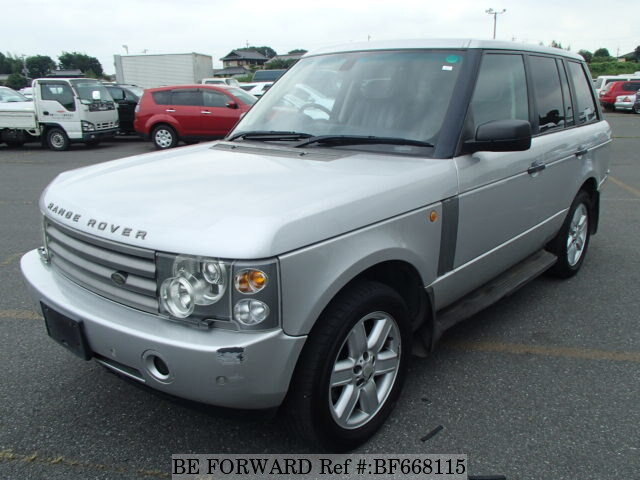 Used 2005 LAND ROVER RANGE ROVER BF668115 for Sale