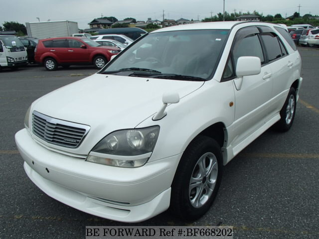 Used 2000 TOYOTA HARRIER BF668202 for Sale