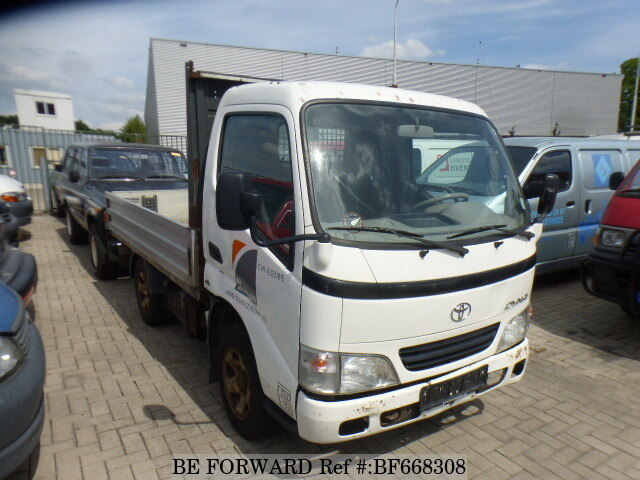 used 2005 toyota dyna truck for sale bf668308 be forward. Black Bedroom Furniture Sets. Home Design Ideas