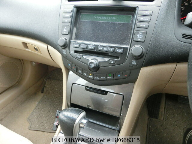 Worksheet. Used 2004 HONDA ACCORD 24TABACL9 for Sale BF668315  BE FORWARD