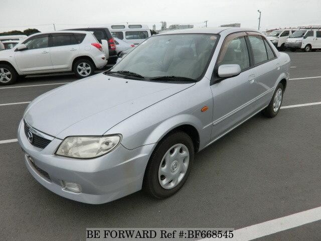 used 2002 mazda familia la bj5p for sale bf668545 be forward rh beforward jp Mazda Familia S-Wagon Mazda Familia Parts