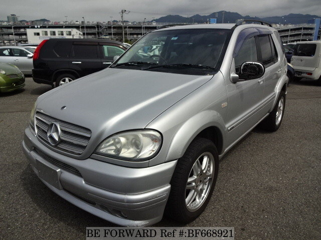 Used 1999 Mercedes Benz M Cl Bf668921 For Image