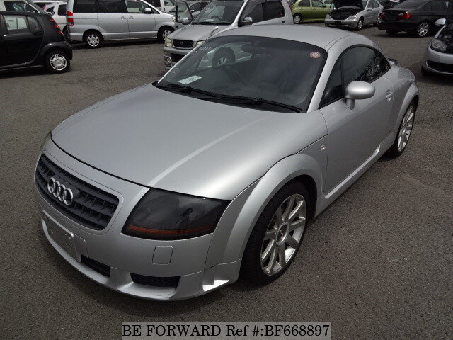 Used AUDI TT T S LINEGHNBVR For Sale BF BE FORWARD - 2006 audi tt