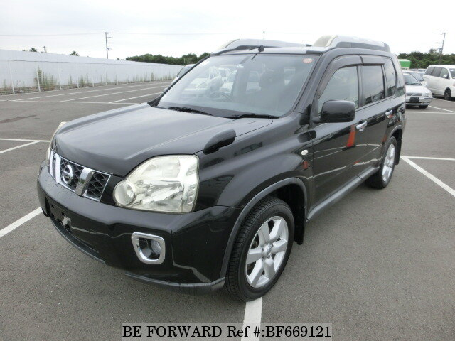 Used 2008 nissan x trail 20xdba t31 for sale bf669121 be forward used 2008 nissan x trail bf669121 for sale fandeluxe Gallery