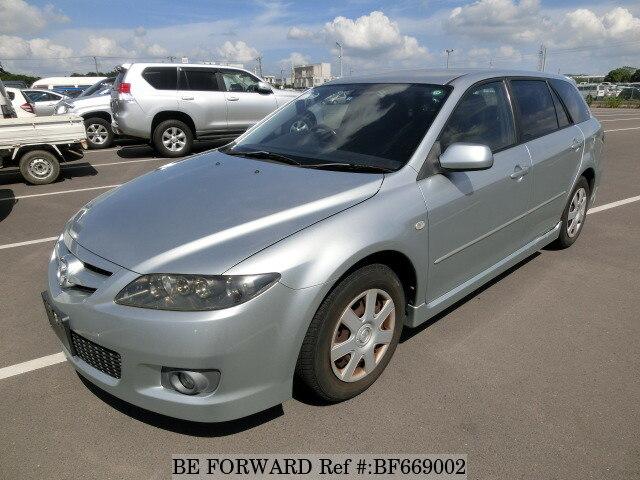 Used 2005 Mazda Atenza Sport Wagondba Gyew For Sale Bf669002 Be