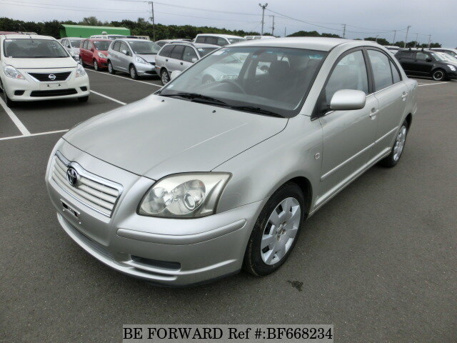 Used 2004 TMUK AVENSIS BF668234 for Sale